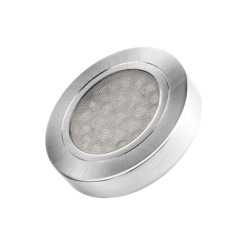 Oprawy Led OVAL z dystansem aluminium